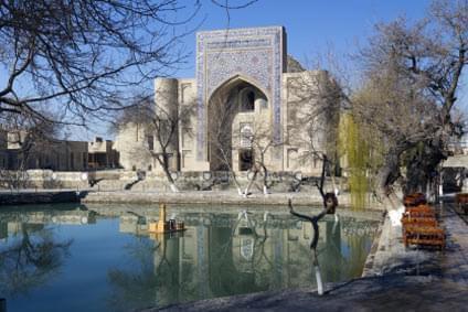 Flüge - Von, nach und ab Usbekistan günstig buchen
