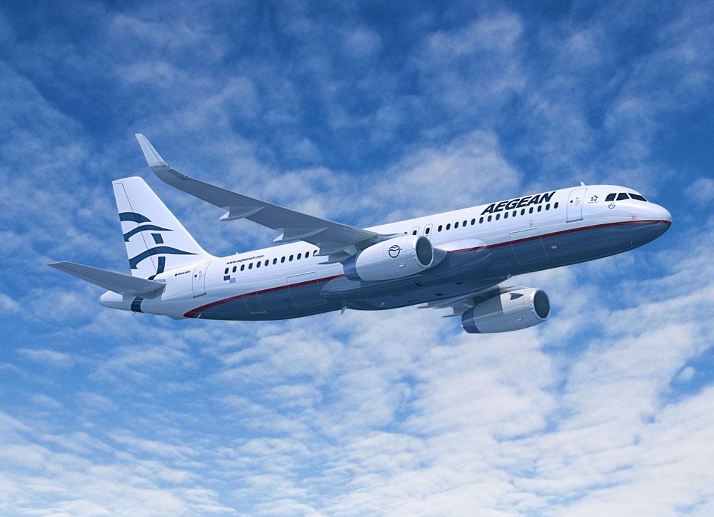 Bild Aegean Airlines