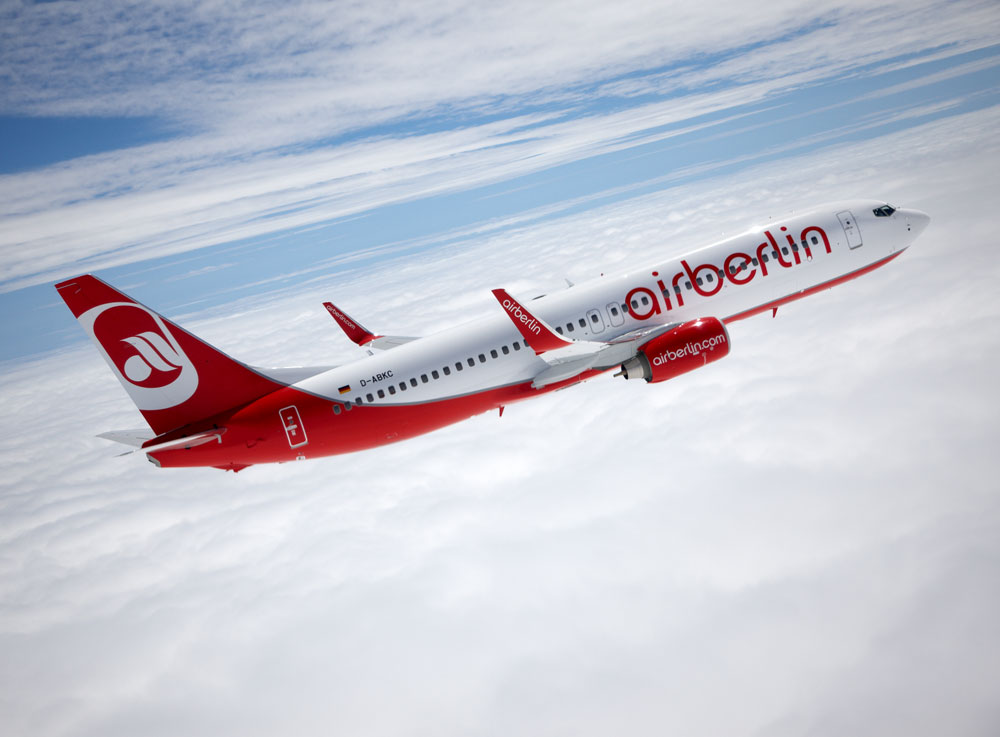 Bild Air Berlin