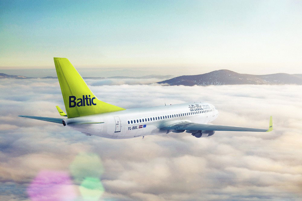 Bild Air Baltic