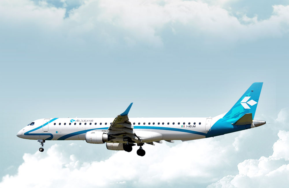 Bild Air Dolomiti