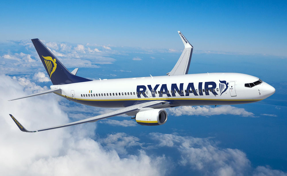Bild Ryan Air