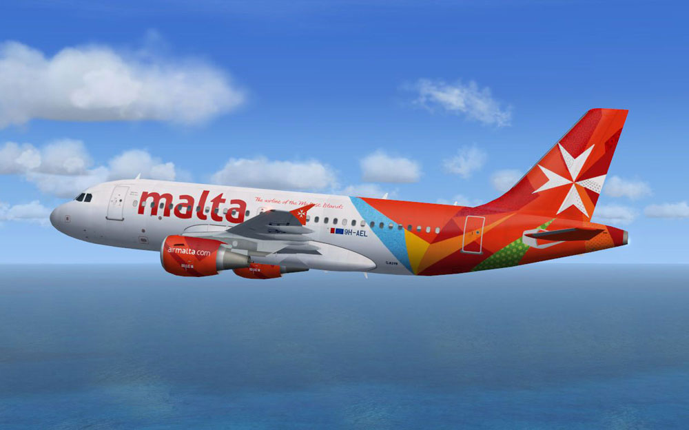 Bild Air Malta