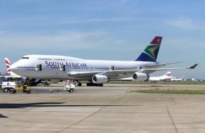 Bild South African Airways