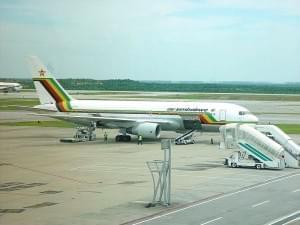 Bild Air Zimbabwe
