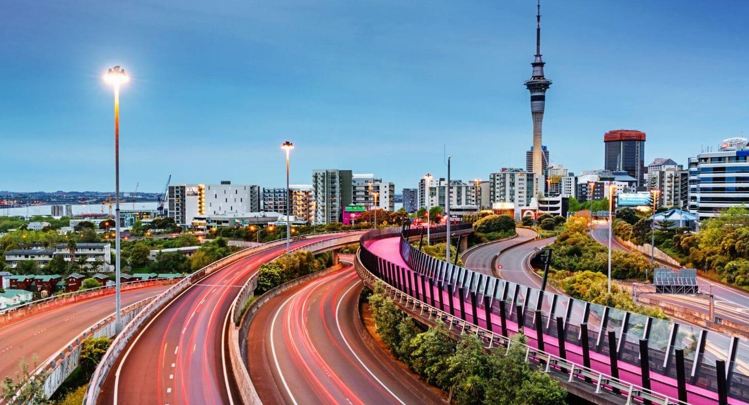Bild Auckland