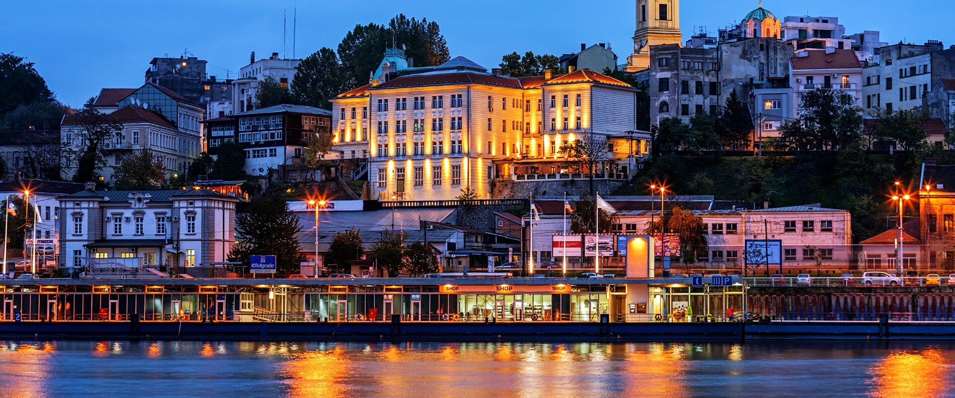Bild Belgrad