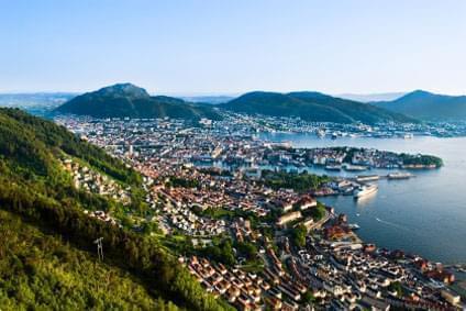 Bild Bergen
