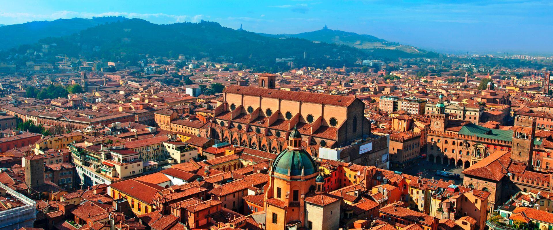 Städtereise nach Bologna