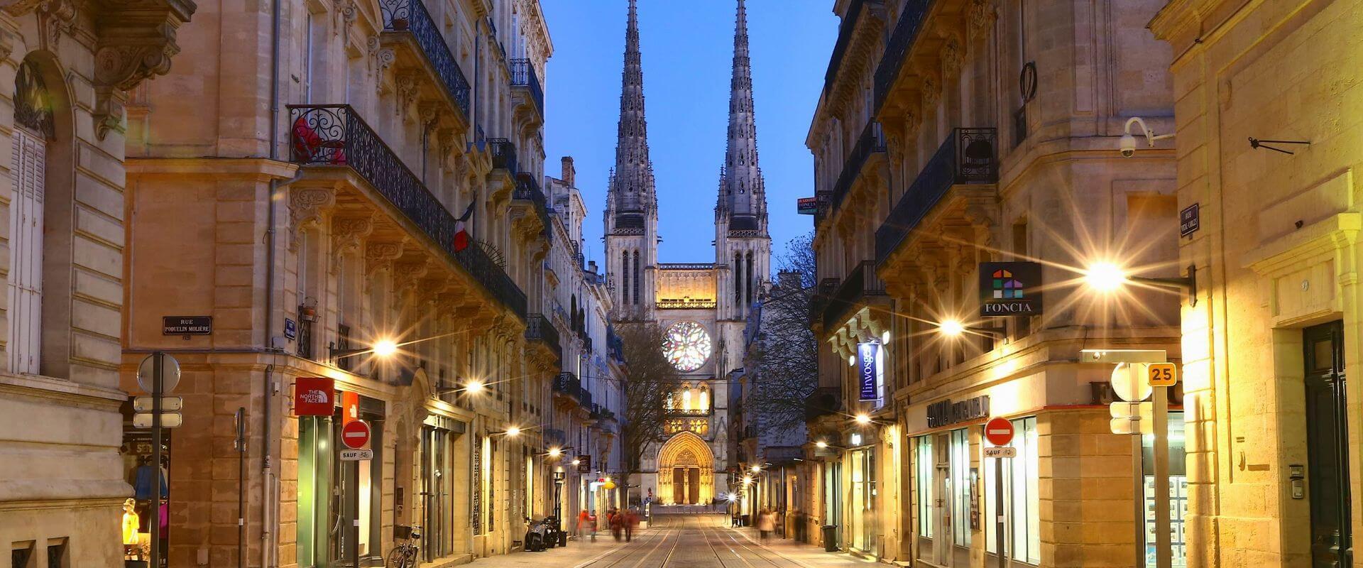 Städtereise nach Bordeaux