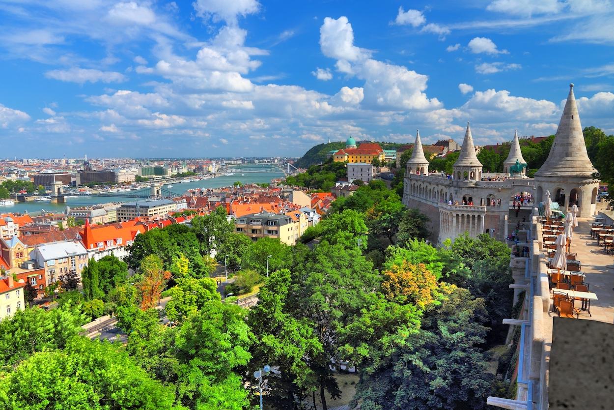 Bild Budapest