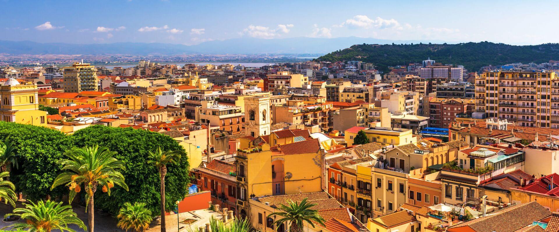 Städtereise nach Cagliari