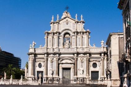 Städtereise nach Catania