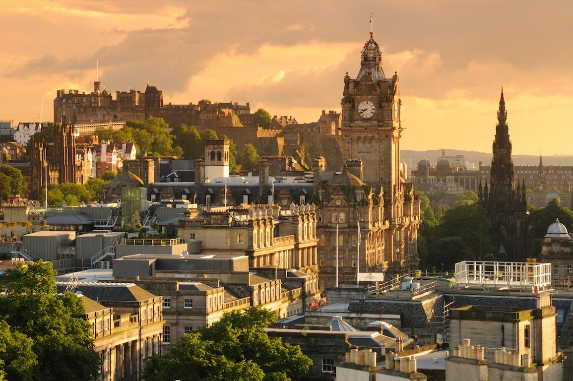 Bild Edinburgh