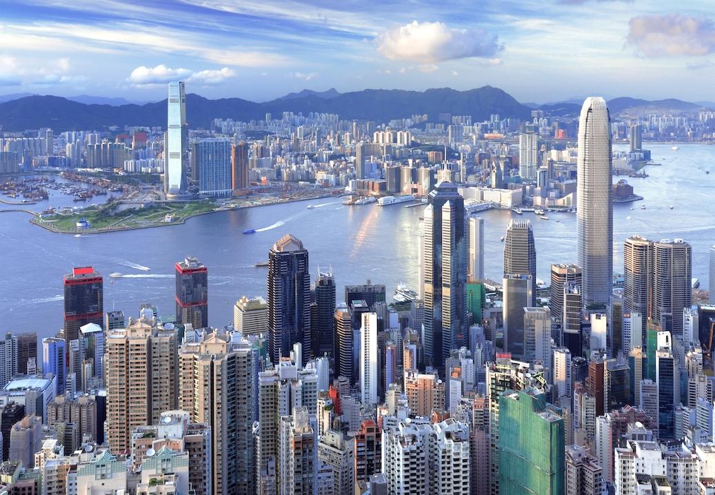 Bild Hongkong