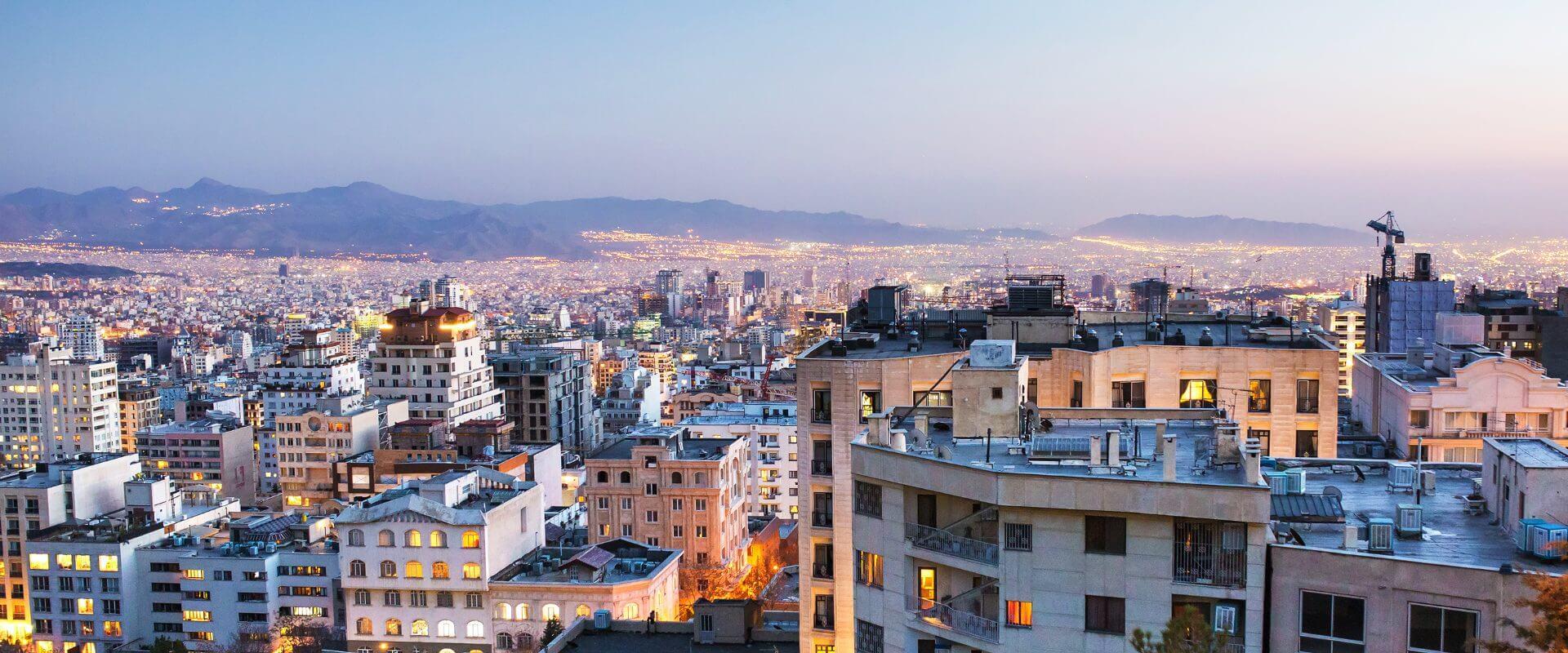 Bild Teheran