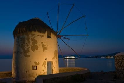 Städtereise nach Mykonos