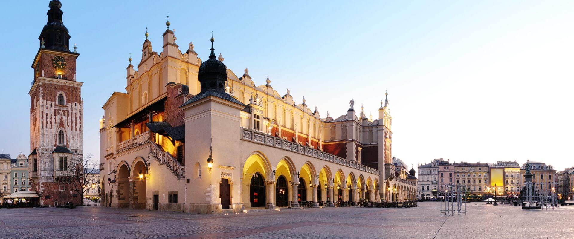 Bild Krakau (Krakow)