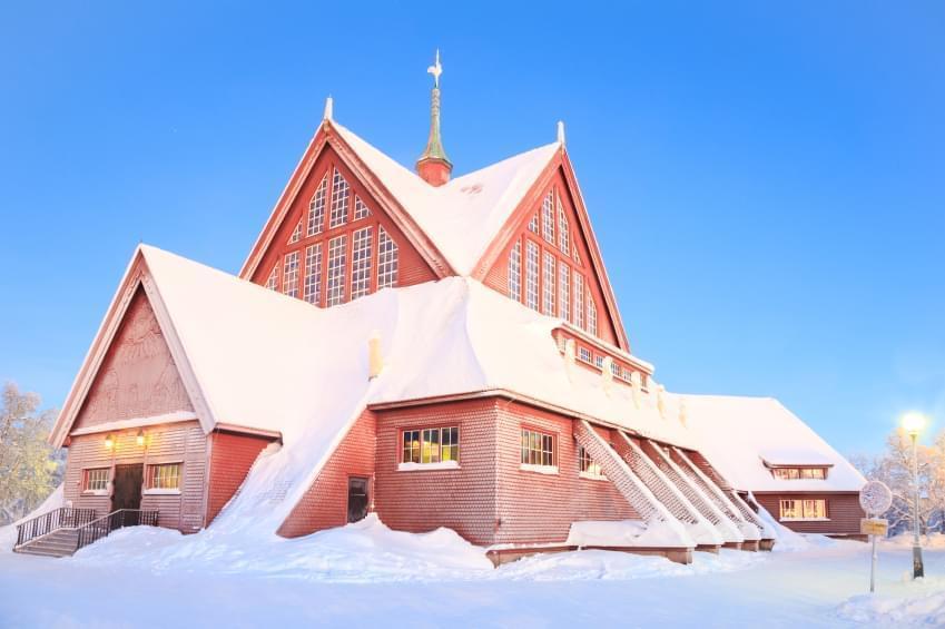 Bild Kiruna