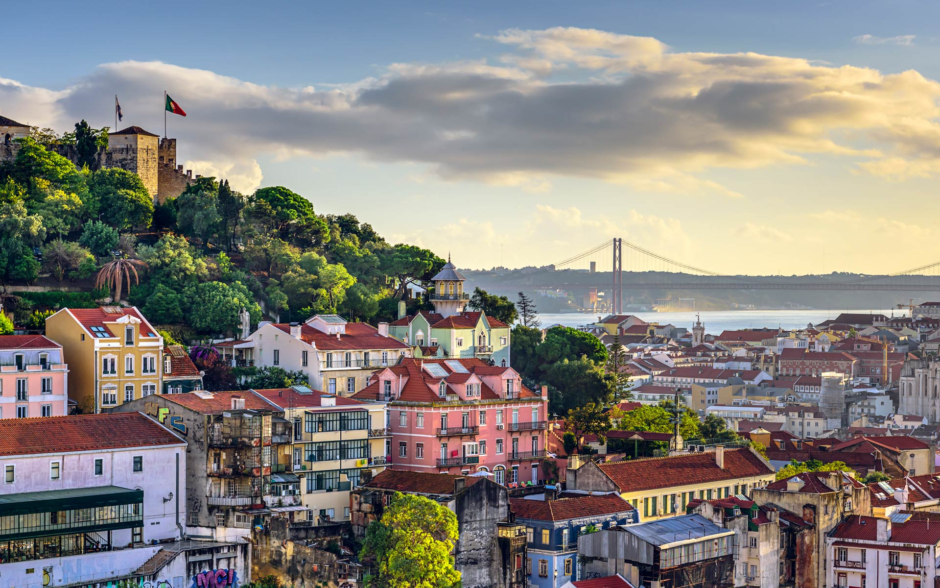 Bild Lissabon