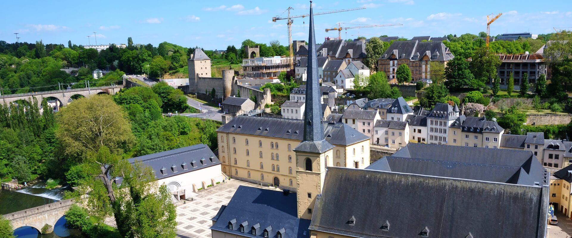Bild Luxemburg Stadt