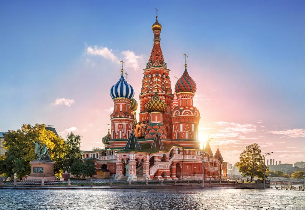 Bild Moskau