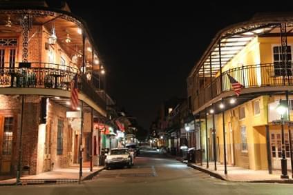 Städtereise nach New Orleans