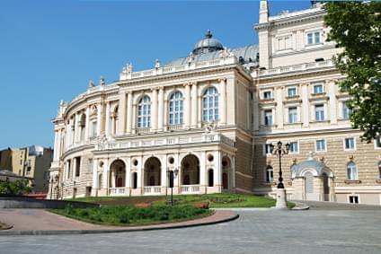 Städtereise nach Odessa