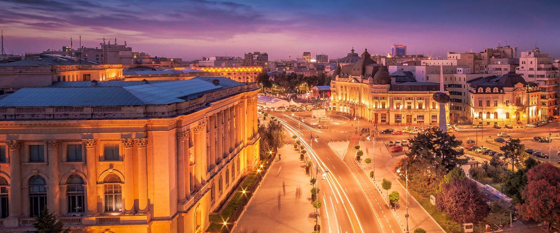 Bild Bukarest