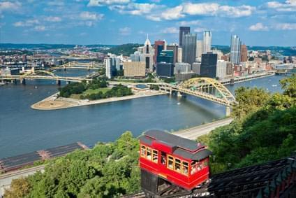 Städtereise nach Pittsburgh