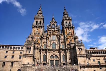 Städtereise nach Santiago de Compostela