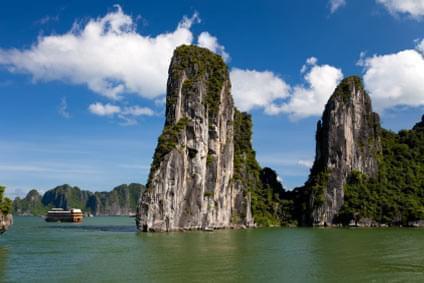 Bild Ho Chi Minh City