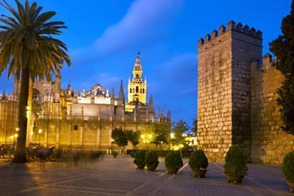 Städtereise nach Sevilla