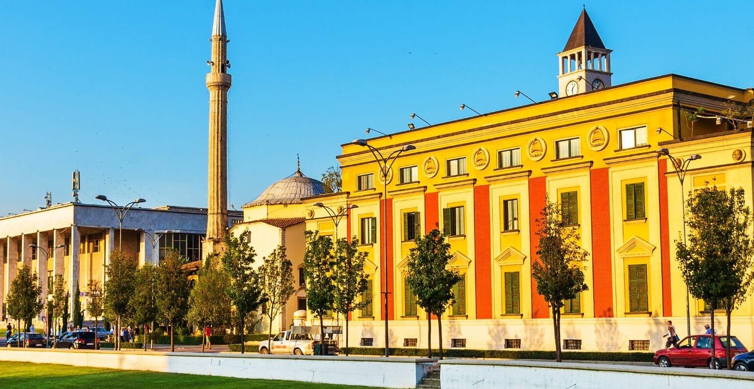 Bild Tirana