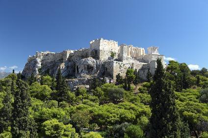 Städtereise nach Athen