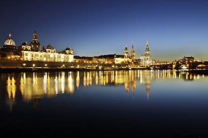 Städtereise nach Dresden