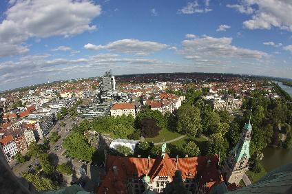 Städtereise nach Hannover