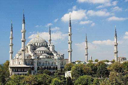 Städtereise nach Istanbul