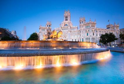 Städtereise nach Madrid