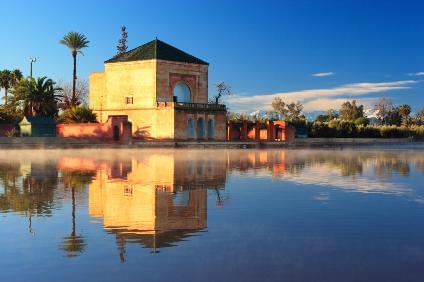 Städtereise nach Marrakesch