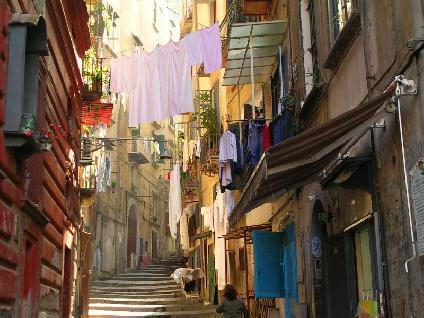Städtereise nach Neapel