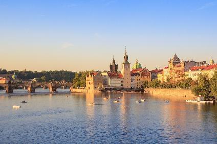 Städtereise nach Prag