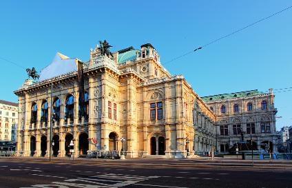 Städtereise nach Wien