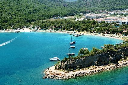 Städtereise nach Antalya