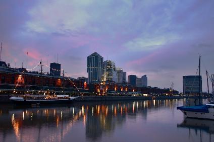 Städtereise nach Buenos Aires