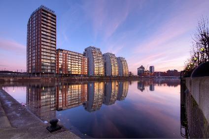 Städtereise nach Manchester