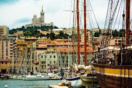 Städtereise nach Marseille