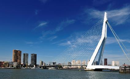 Städtereise nach Rotterdam