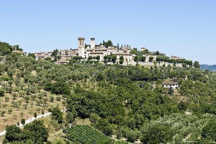 Städtereise nach Perugia