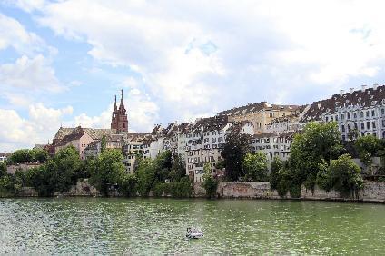 Städtereise nach Basel